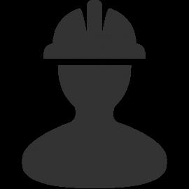 oficiales y ayudantes de construcción