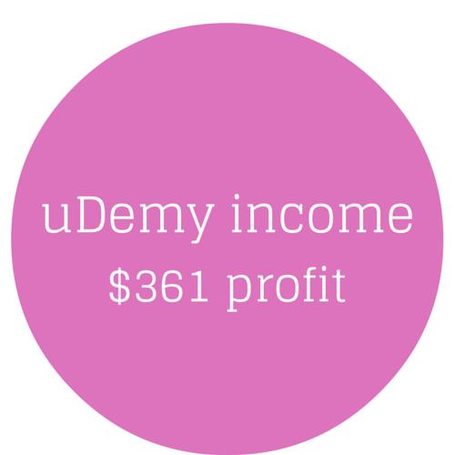 udemy profit