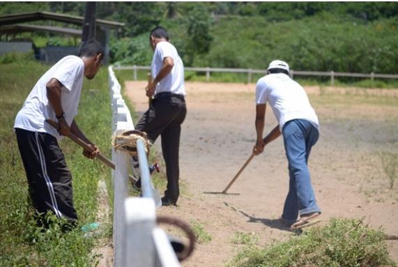 Reeducandos de Alagoas ganham oportunidade para mudar de vida por meio do trabalho