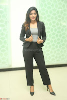 Actress Eesha Looks gorgeous in Blazer and T Shirt at Ami Tumi success meet ~  Exclusive 019.JPG