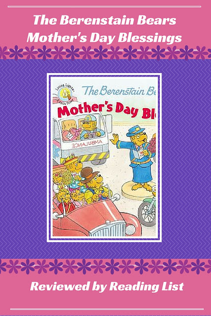 The Berenstain Bears Mother's Day Blessing a Children's Corner feature on Reading List