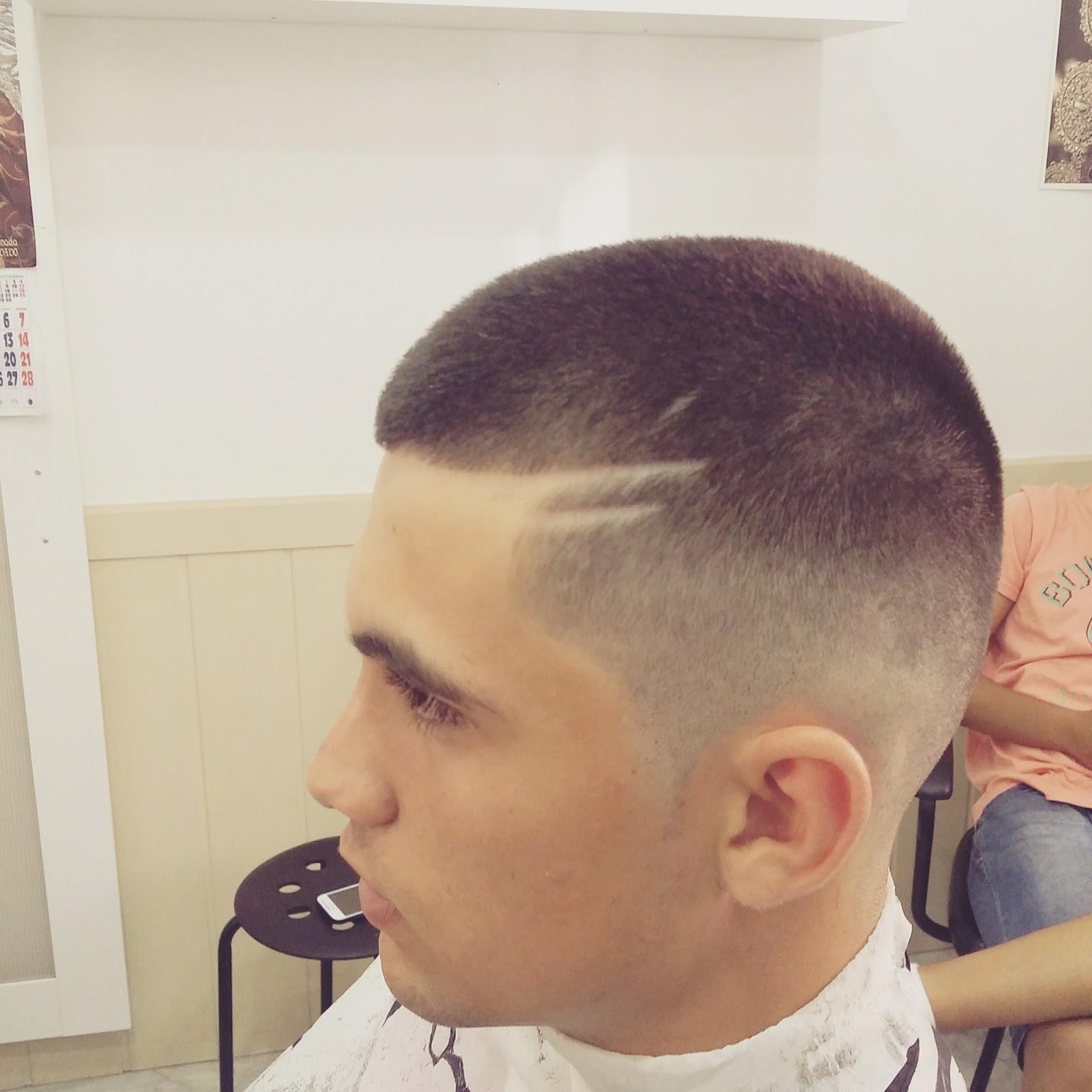 Peluquer a caballeros nuevo estilo nuevos cortes con dibujos - Nuevo estilo peluqueria ...
