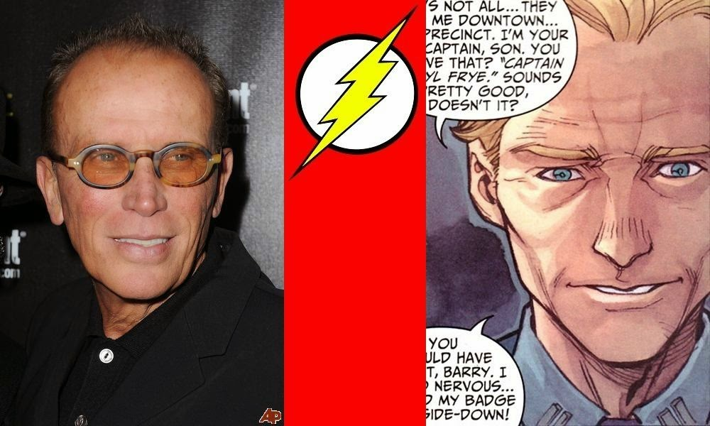 The Blog of Bob Garlen: The Flash! As It Should be