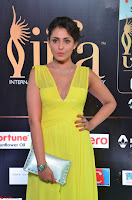 Madhu Shalini Looks Super Cute in Neon Green Deep Neck Dress at IIFA Utsavam Awards 2017  Day 2  Exclusive (2).JPG
