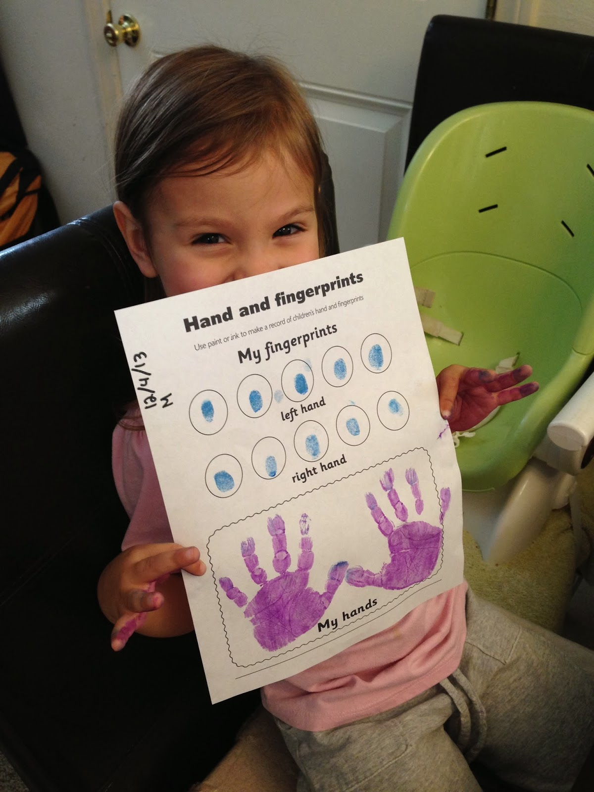 My Homeschooling Journal Genetics Lesson Plan