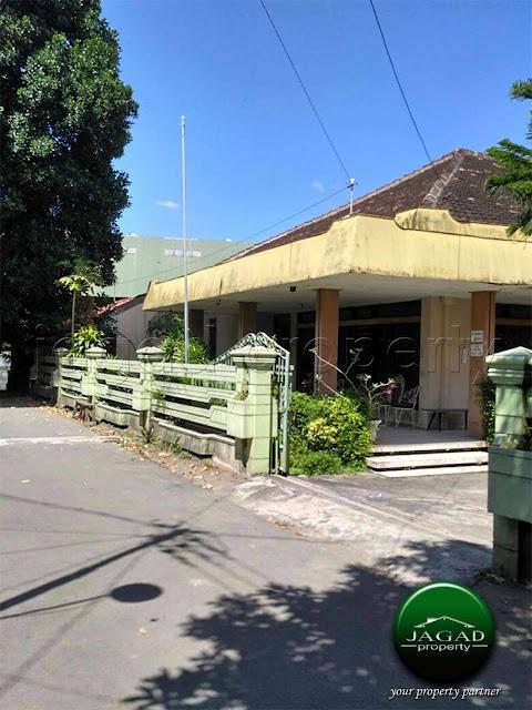Tanah Bonus Rumah di Sapen dekat Kampus UIN