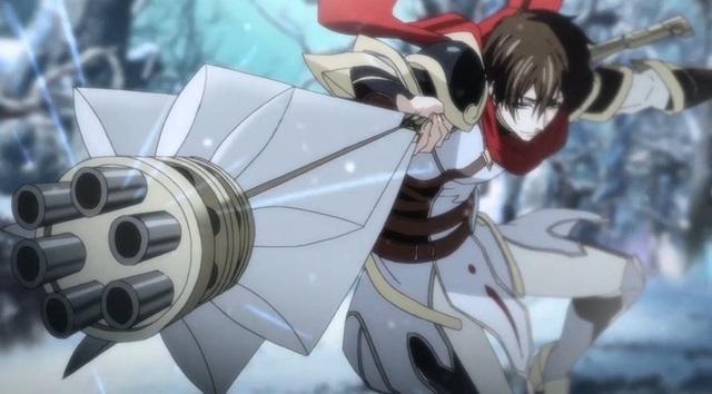 anime mirip sao
