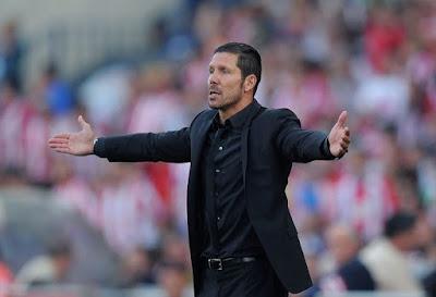 Simeone ya perfila su once titular para la final contra el Madrid