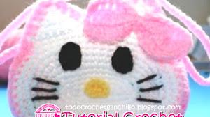 Tutorial: Carterita de nena Hello Kitty - DIY