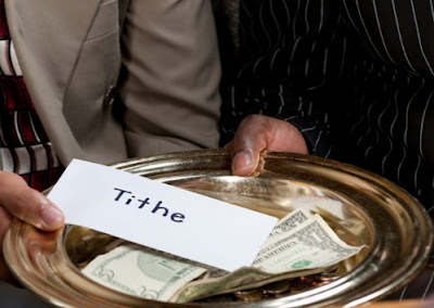tithing tithes