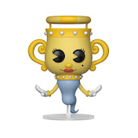 Pop! Games: Cuphead - Legendary Chalice