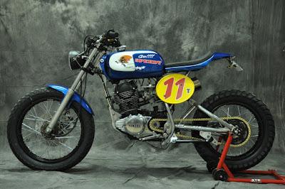 Yamaha SR 250 Dirt Track
