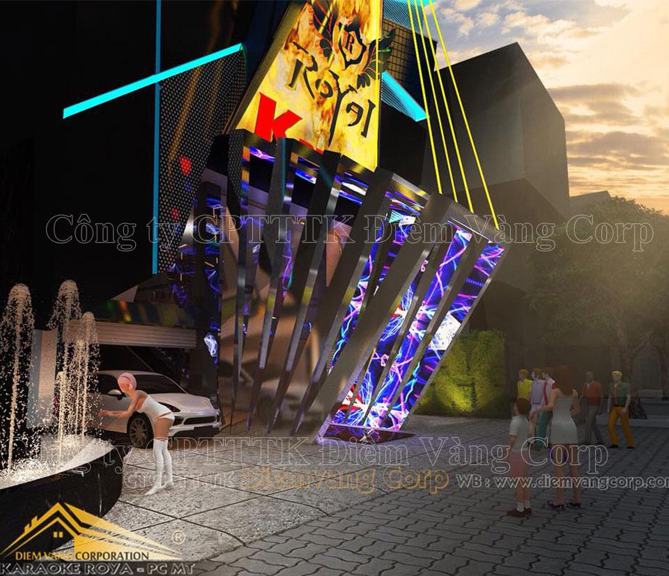 Thiết kế phòng karaoke 3D Ảnh Full chất lượng cao 8