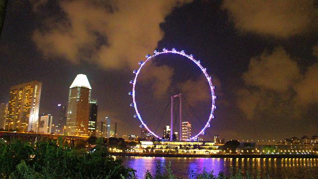 ferris wheel singapura