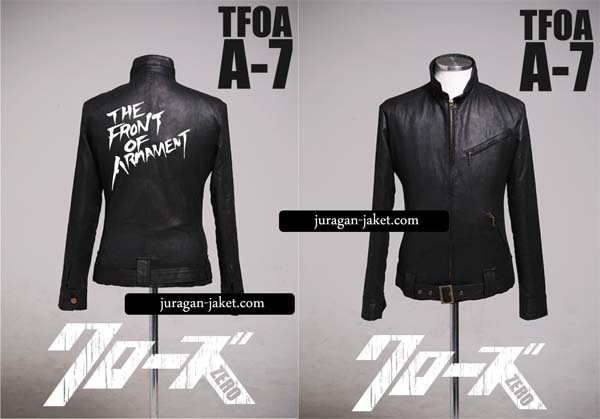 jas exclusive tfoaa gen 5