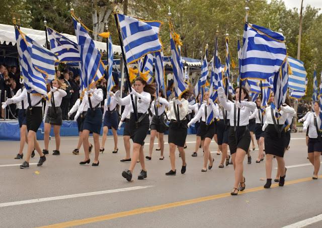 Πρόγραμμα εορτασμού της 25ης Μαρτίου 1821 στην πόλη της Θεσσαλονίκης