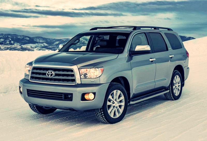 2018 Toyota Sequoia Limited, Spec and Interior