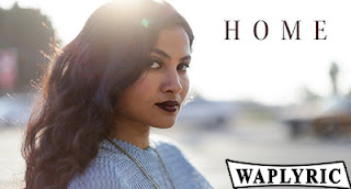 Home Song Lyrics Vidya Vox