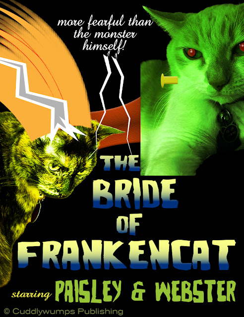 The Bride of Frankencat poster