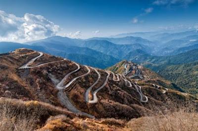 Ο Δρόμος του Μεταξιού έφθανε ψηλά στα Ιμαλάια