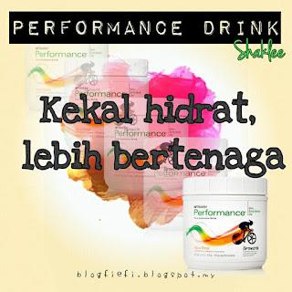 4 Manfaat Performance Drink, PD yang Sangat Enak!