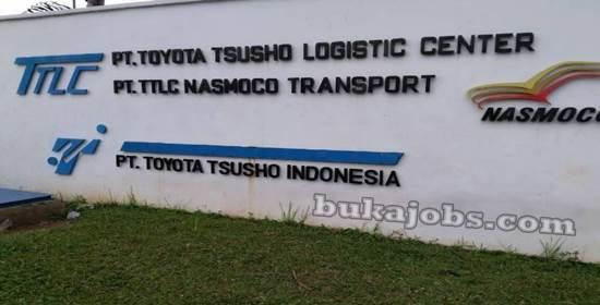 Lowongan Kerja PT Toyota Tsusho Logistik Center Terbaru 2018