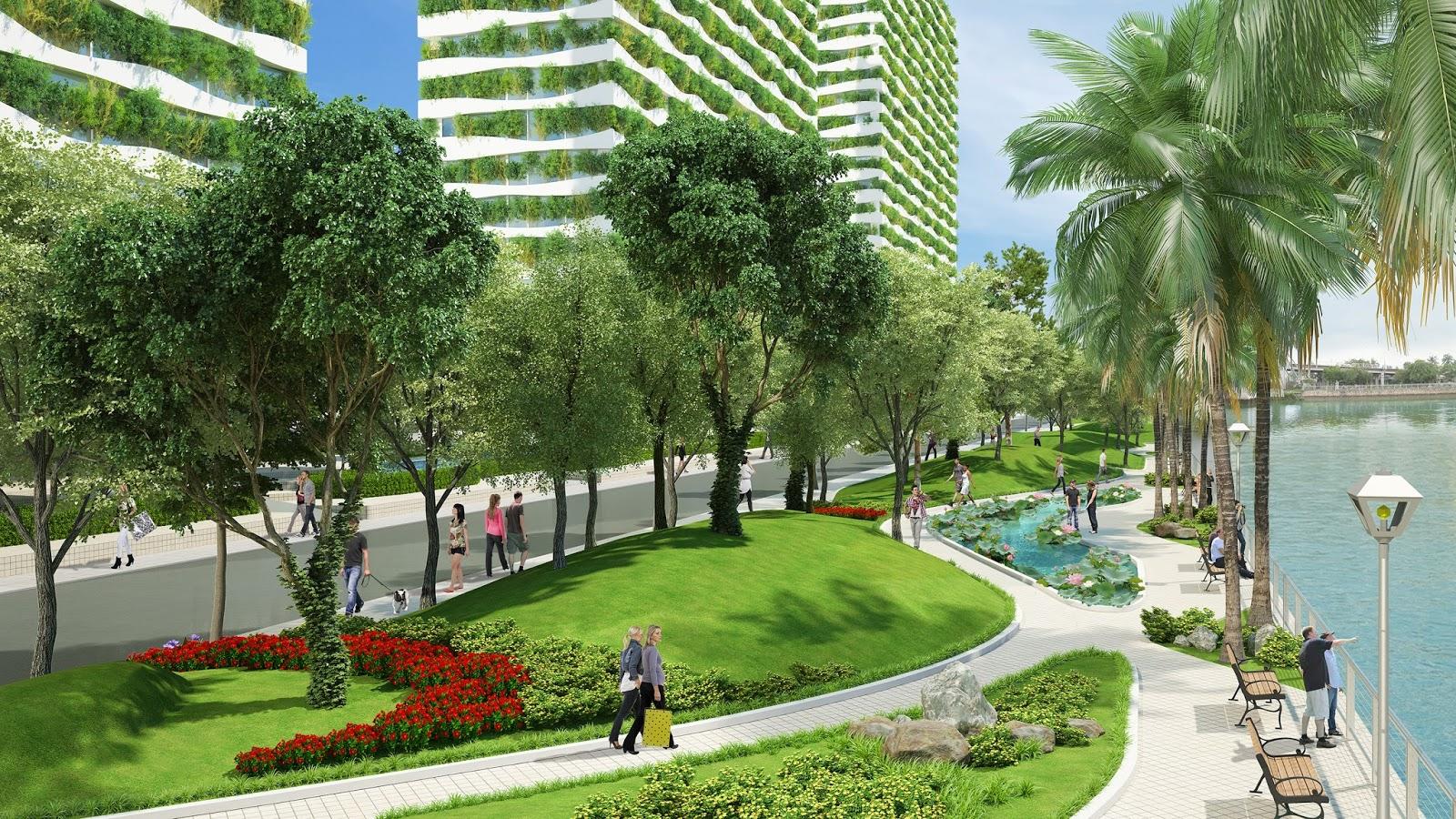Việt Nam chưa có quy định tiêu chuẩn công trình xanh Quốc Gia