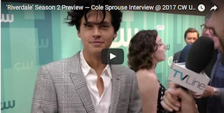 Riverdale' Season 2 Preview — Cole Sprouse Interview