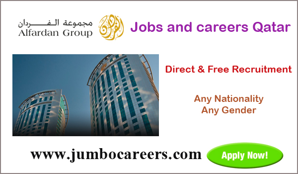 Qatar job vacancies for Indians, Direct and free recruitment jobs for Indians,