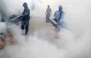 Siaga DBD, Pemkot Jambi Gelar Berantas Massal Sarang Nyamuk