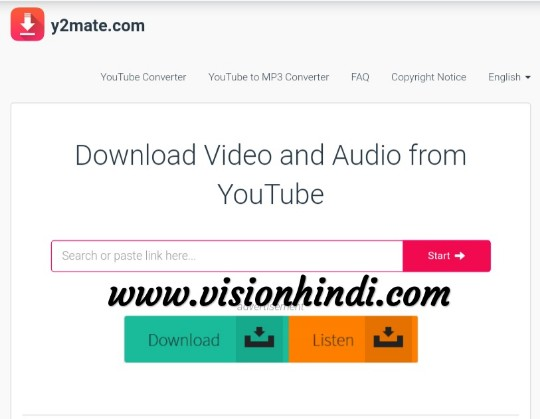 YouTube-Video-Downloader-Site