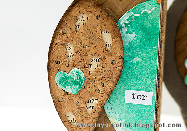 Layers of ink - Owl Fold-a-Long Card Tutorial by Anna-Karin with Sizziix.