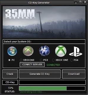 35MM Key Generator (Free CD Key)