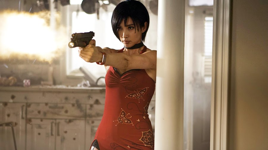 ada wong resident evil movie actress