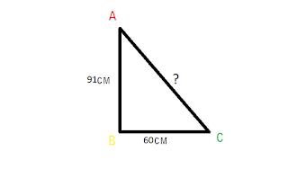 Contoh Soal Teorema Pythagoras no 15