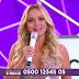 Eliana vai parar na Globo, fala sobre masturbação e beija na boca de apresentadora