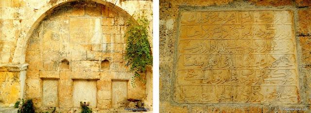 Fonte otomana em Nafplio, Grécia