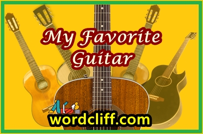Contoh Descriptive Text Tentang Gitar Akustik Kesayangan