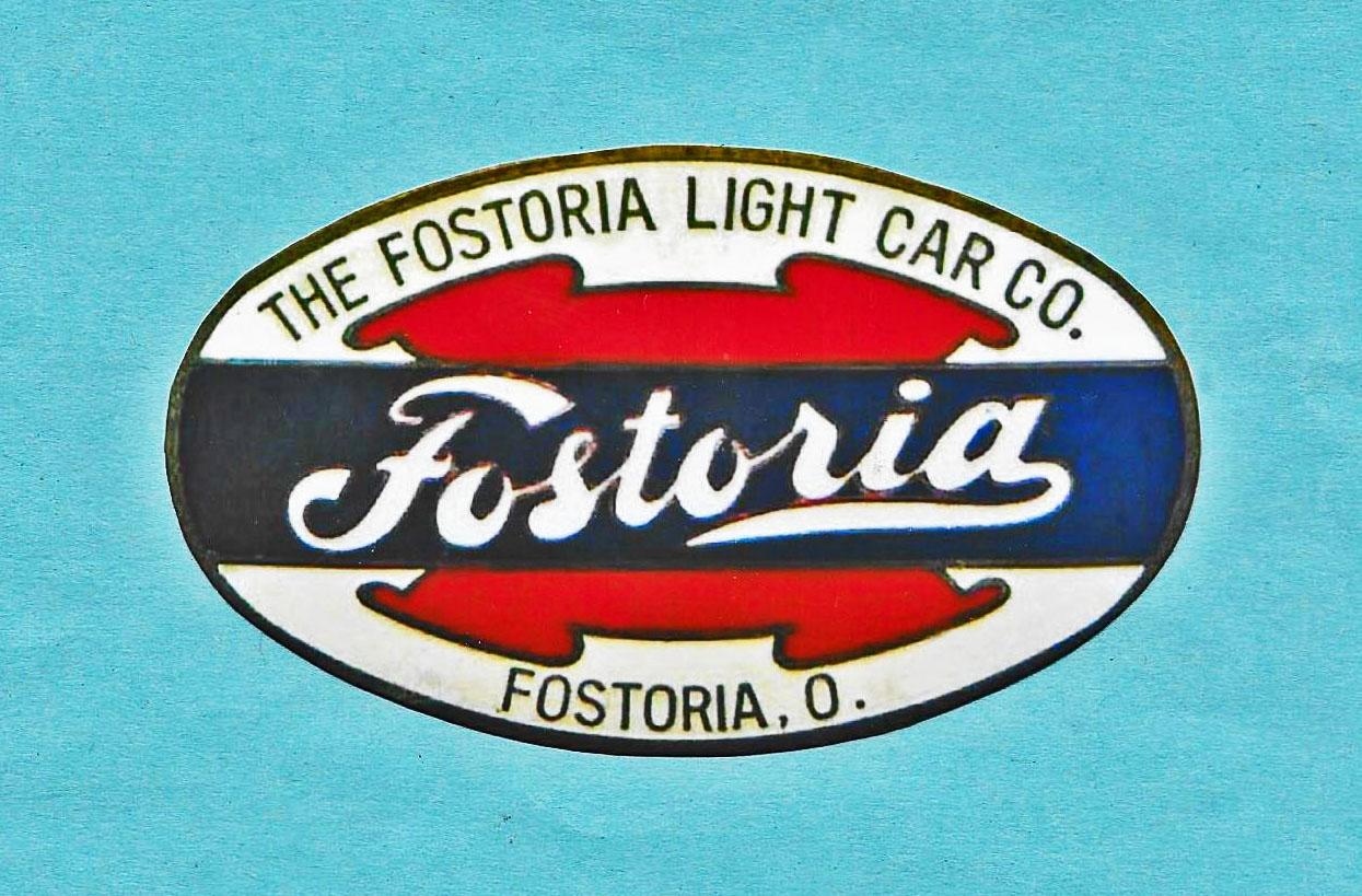American Auto Emblems: FOSTORIA