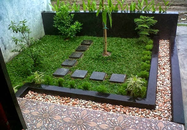 Cara Mendekorasi Taman Rumah Minimalis Modern