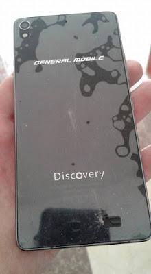 الروم العربي لهاتف general mobile discovery  +التعريفات الخاصه بالجهاز +البرنامج المستخدم فى عمليه التفليش