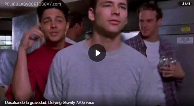 CLIC PARA VER VIDEO Desafiando La Gravedad - Defying Gravity - PELICULA - EEUU - 1997