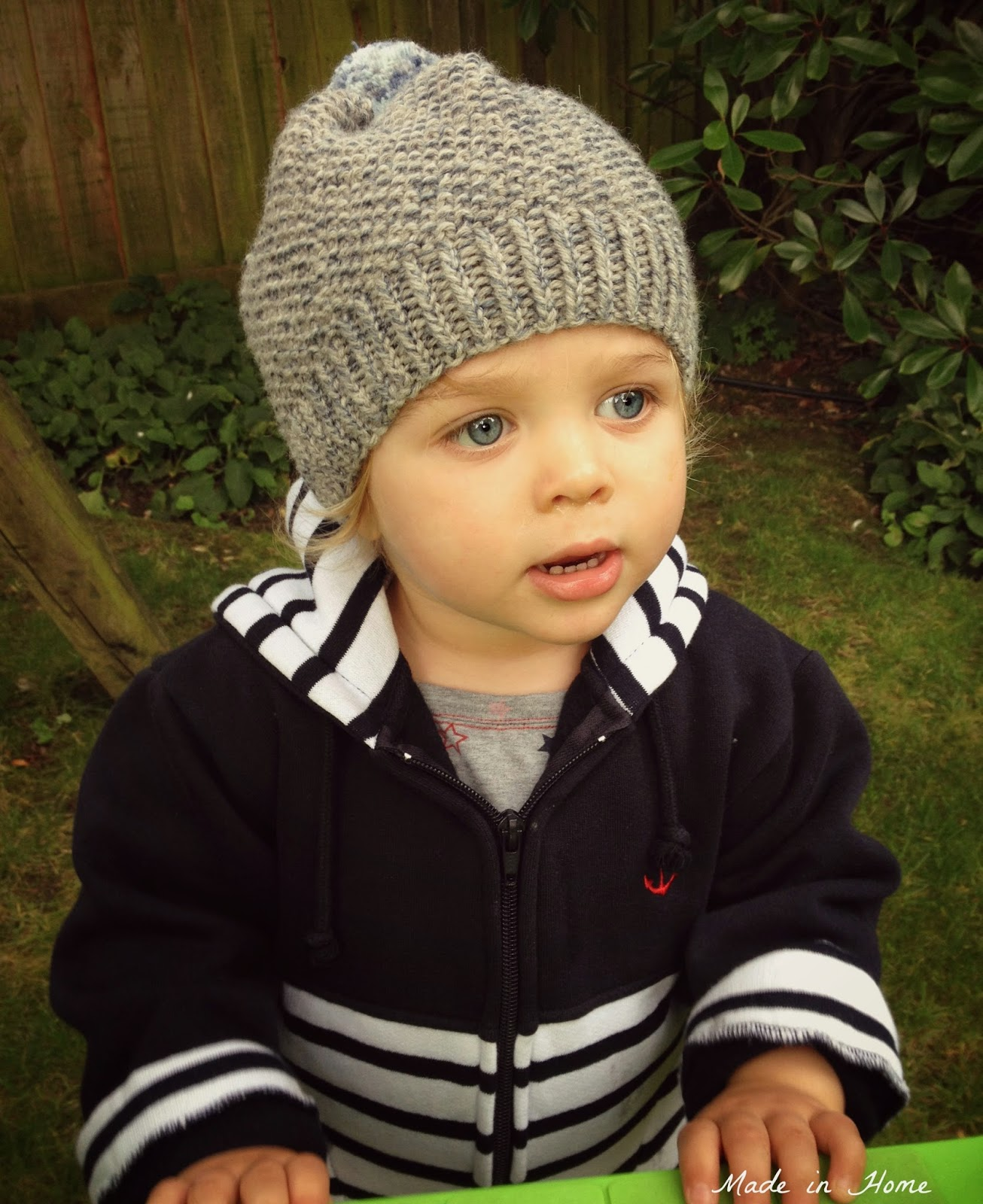 Hats For Toddlers Knitting Patterns