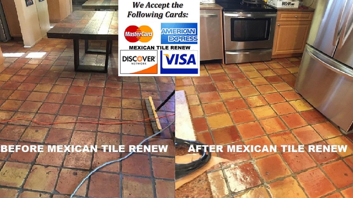 Mexican Tile Renew Sarasota Fl
