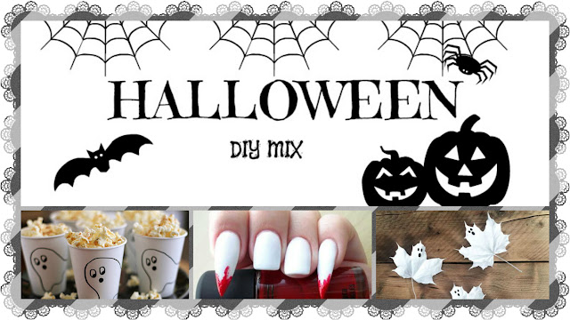 diy, halloween, make up, ghost, party