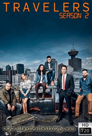 Travelers Temporada 2 [720p] [Latino-Ingles] [MEGA]