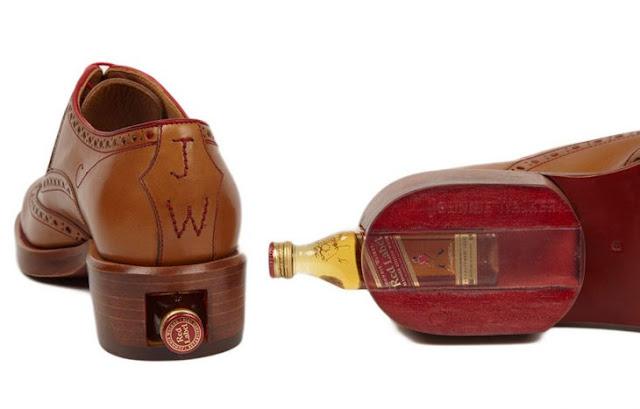 Johnnie Walker crea un producto especial para caminar contigo