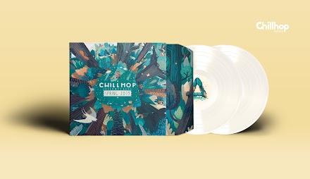Die Pre-Order der Chillhop Essentials Spring 2019 startet gerade | Limitiertes Chillhop Vinyl für den Frühling wartet auf dich