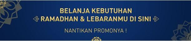 Promo Ramadhan Dari Blanja 2017