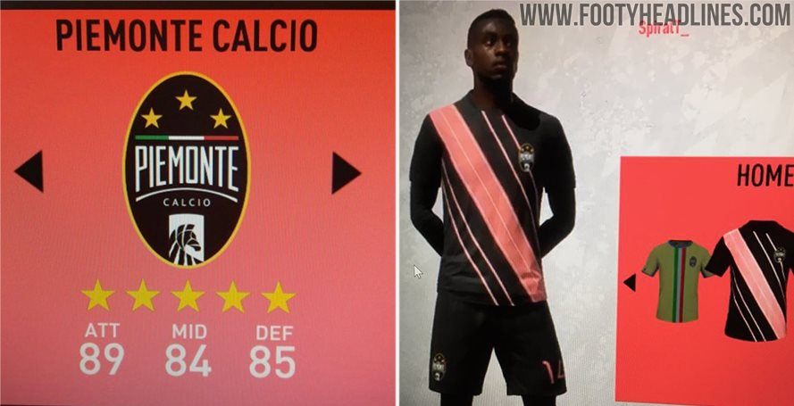 new style ac632 7b7bd Kits, Logos & Ratings: Here's How Juventus Looks Like in ...